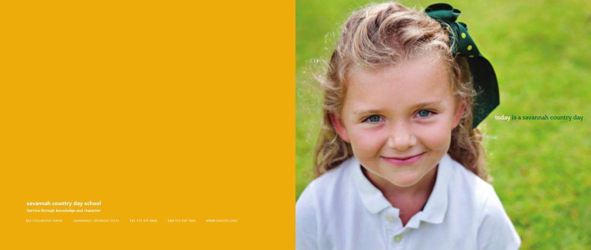 savannah country day school viewbook