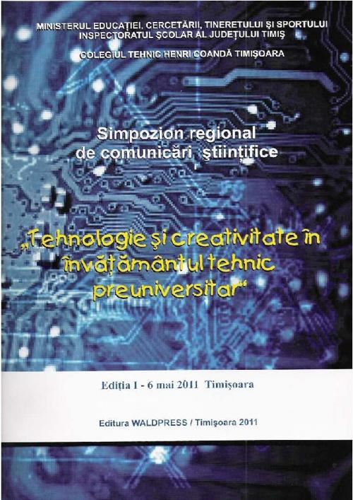 Simpozion regional de comunicari stiintifice