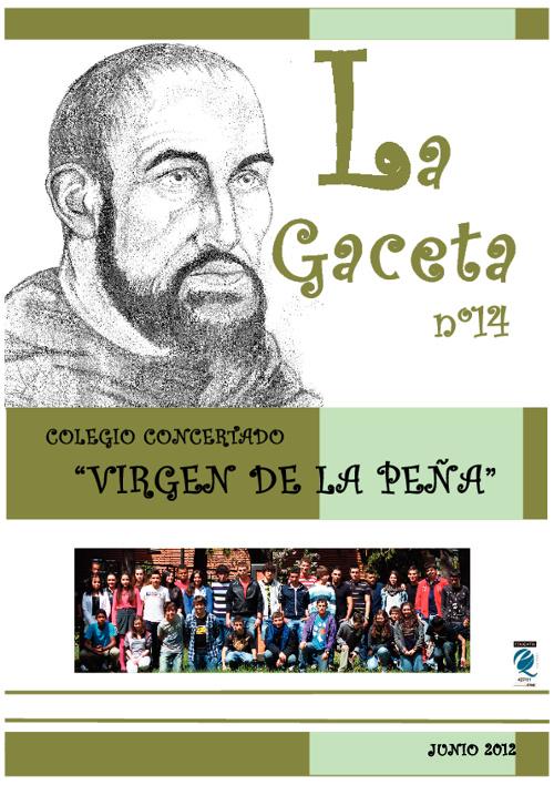 La Gaceta Nº 14 Curso 2011/12