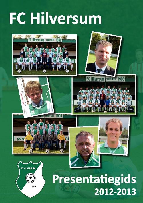 FC Hilversum Presentatiegids 2012/2013