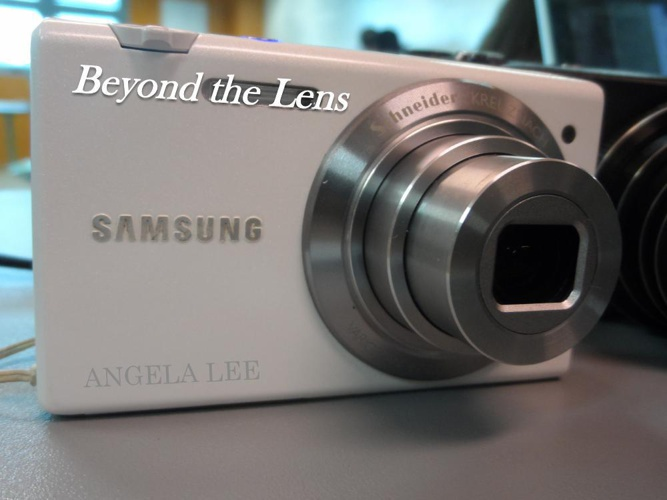 Beyond the Lens- ANGELA