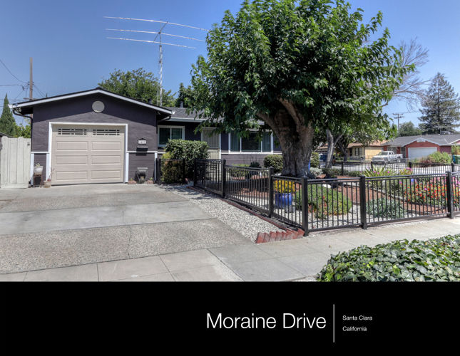 Moraine Drive - Santa Clara - James Shin Photo Book