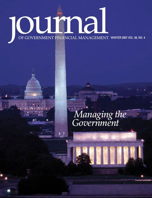 Winter 2007 Journal of Government Financial Management