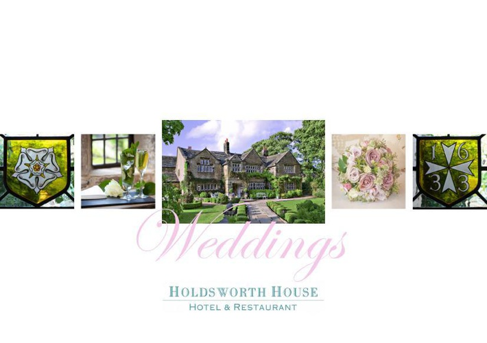 HOLDSWORTH HOUSE WEDDING BROCHURE