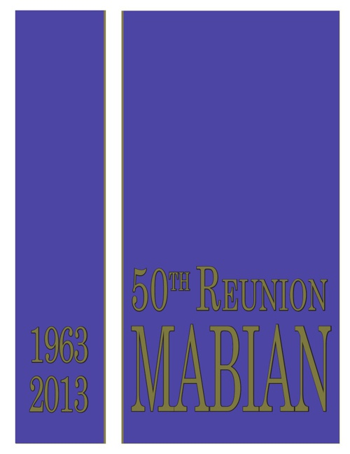 US Class of 1963 50th Reunion MABIAN