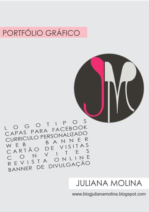 Portfólio Gráfico: Juliana Molina