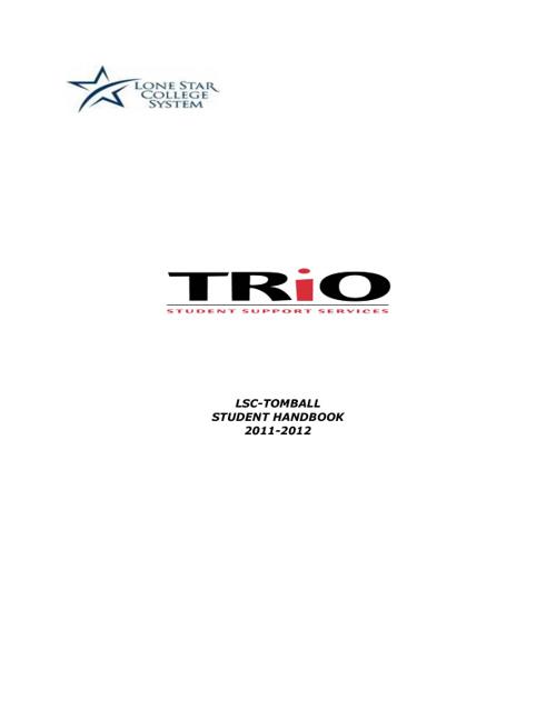 TRiO Handbook