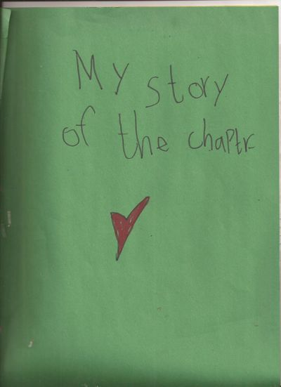 My Story of the Chapter 1.22.2018
