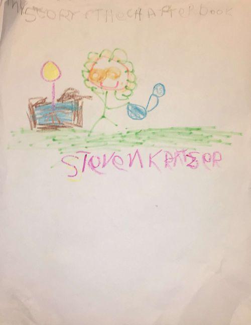 StevenKratzerChapterStoryBook