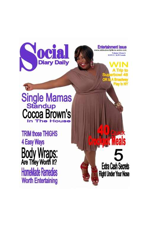 Social Diary Daily Sept/Oct Issue 2013