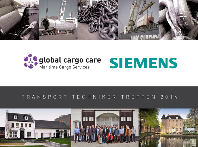 Global Cargo Care - Siemens TTT 2014