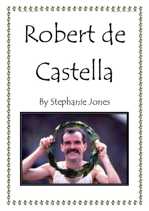 Robert de Castella Biography