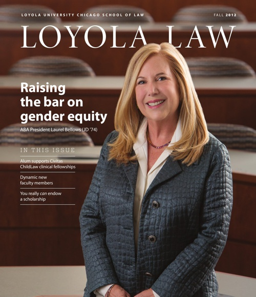 Loyola Law - Fall 2012