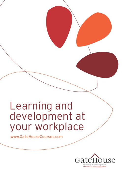 GateHouse Learning & Development Brochure 2012
