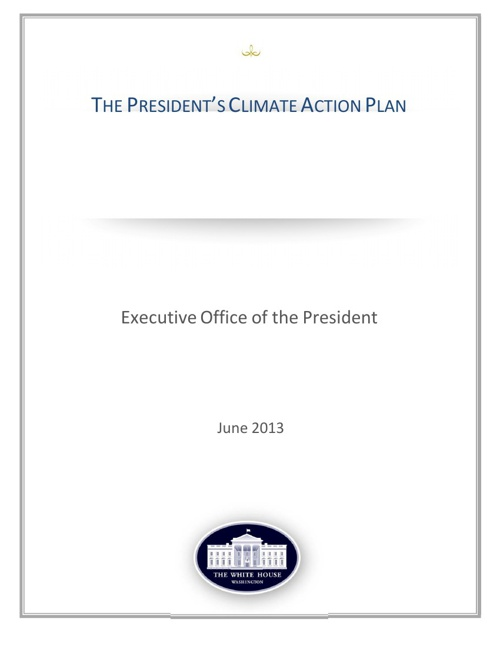 President Obama's Climate Action Plan
