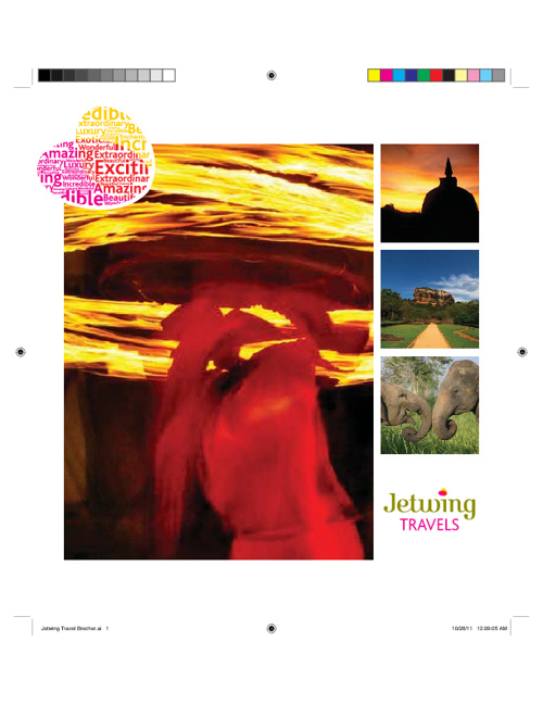 Jetwing Travels Brochure