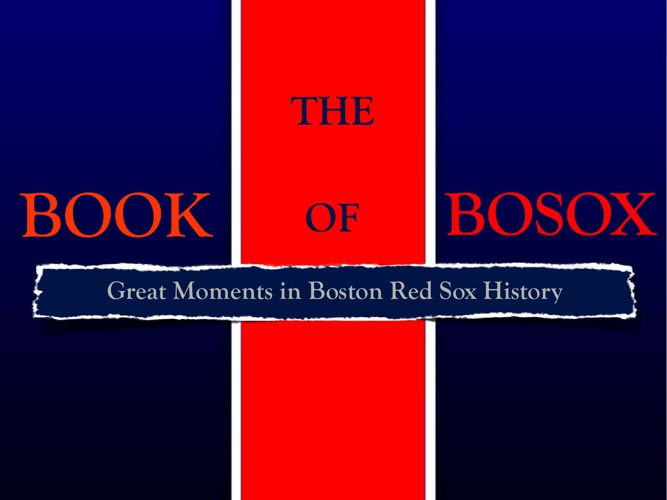 The Book of BoSox