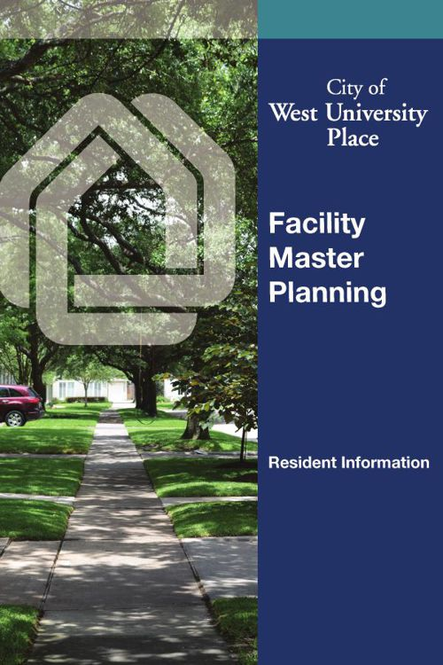 Facility Master Planning Resident Information