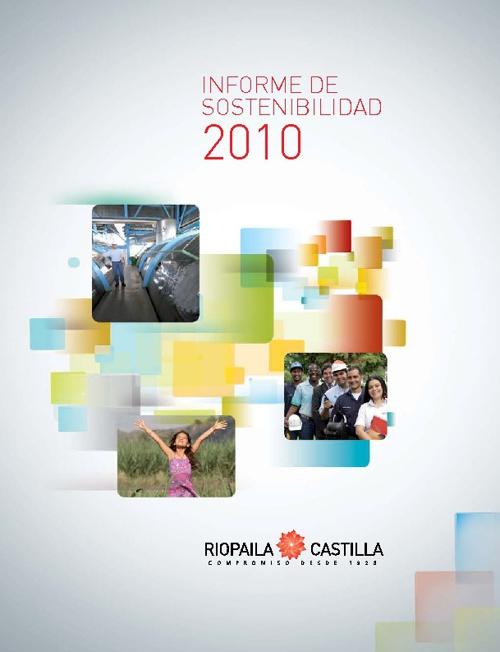 INFORME SOSTENIBILIDAD RIOPAILA CASTILLA