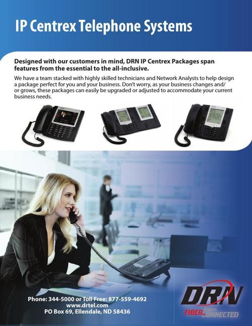 DRN IP Centrex 2014