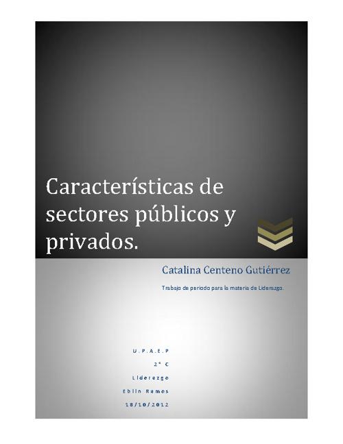 Catalina Centeno