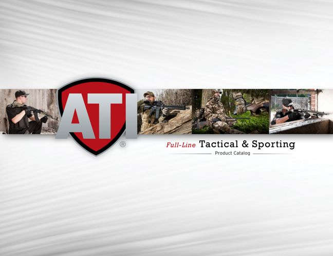 ATI Full Line Product Catalog