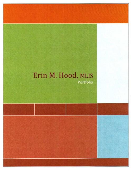 Erin M. Hood Practicum Portfolio