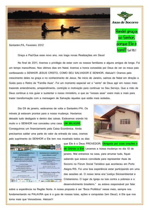 2012 - Notícias Fevereiro