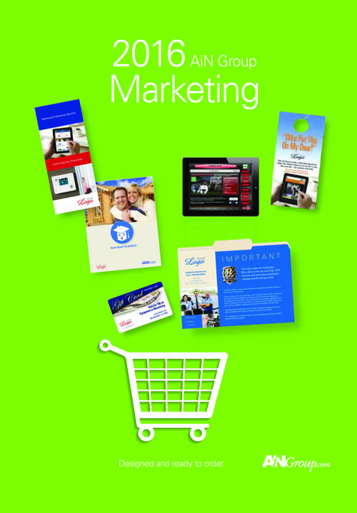 2016 AiN Group Marketing Cataglogue
