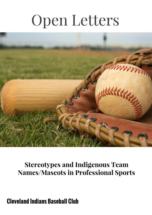 Indigenous Team Names/Mascots in Professional Sports