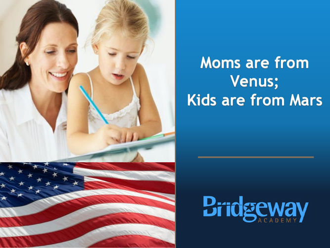 Moms are Venus