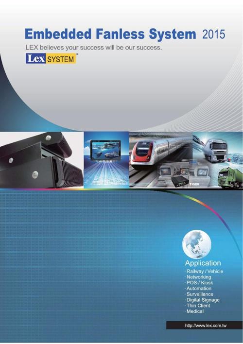 Catálogo Lex System