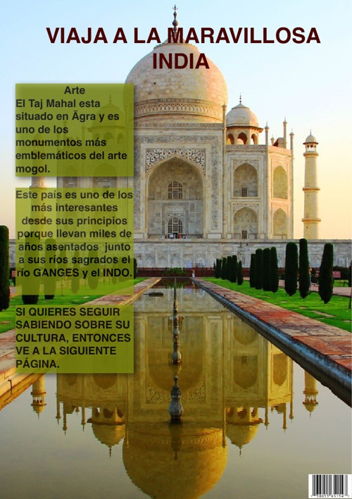 Viaja A La Maravillosa India