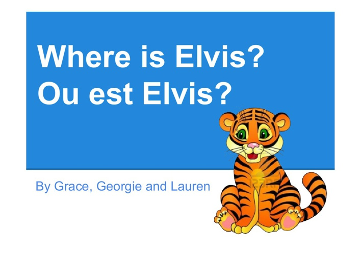 Où est Elvis - Finding Elvis