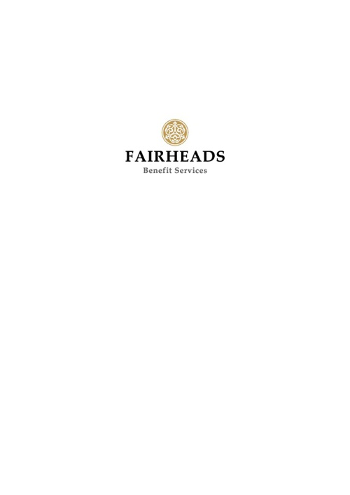Fairheads Benefit Services Brochure