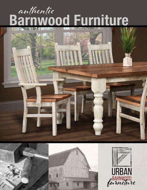 Urban Barnwood Furniture web