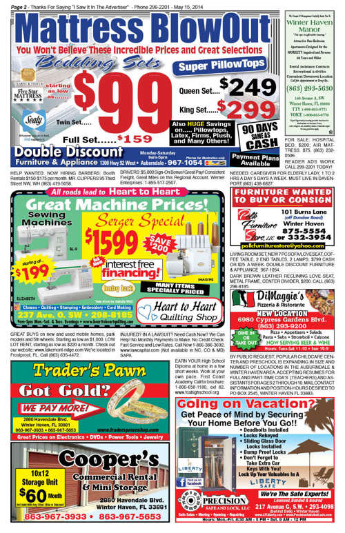 The Advertiser 05.15.14