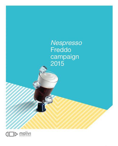 Nespresso Freddo Campaign 2015