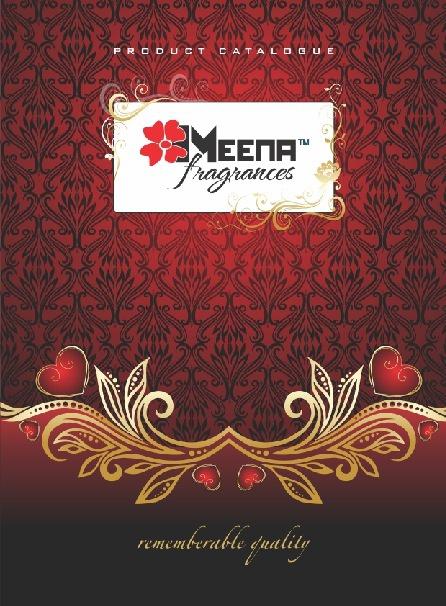 Meena Fragrances - Product Catalogue