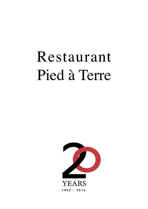 Pied A Terre PDF
