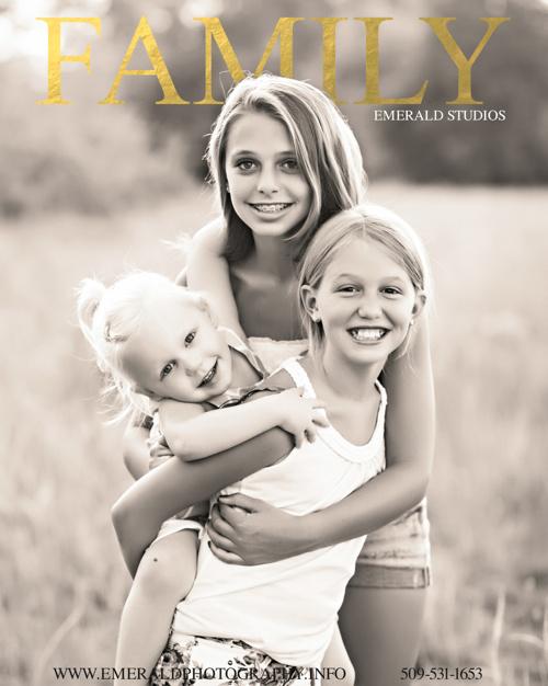 Emerald Portraits Magazine
