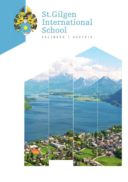 St. Gilgen International School brochure