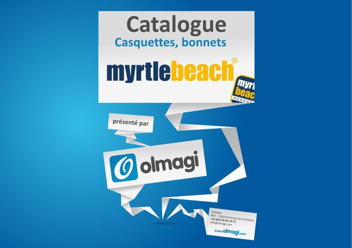 Olmagi - Catalogue Myrtle Beach 2014