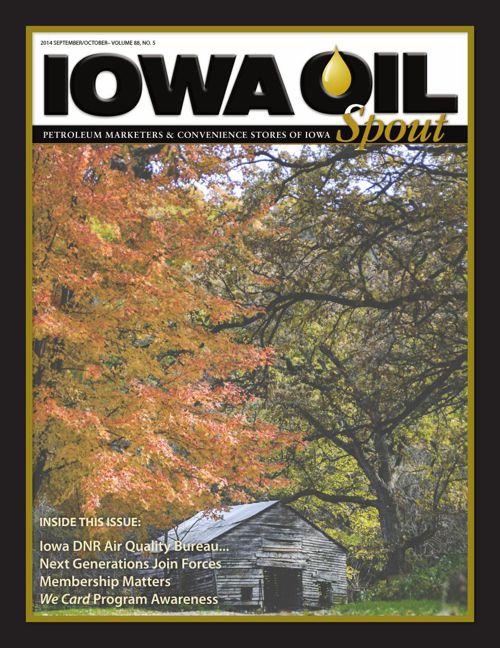 2014 IowaOilSpout Spt-Oct