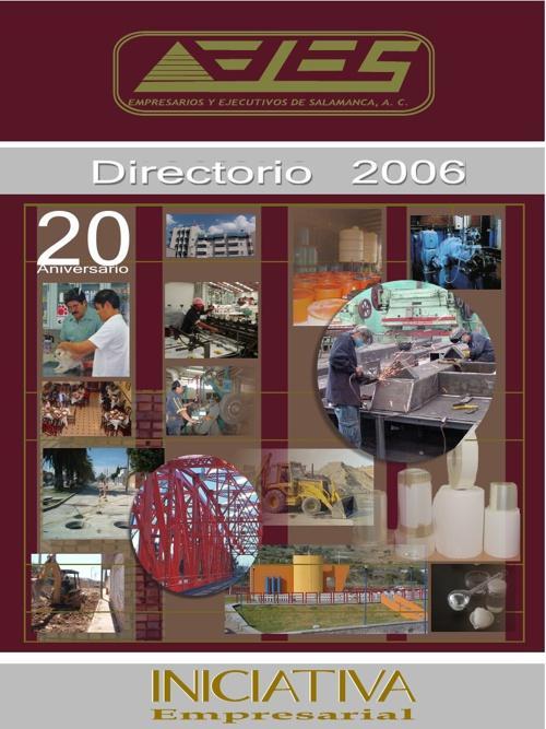 Directorio AEES 2006