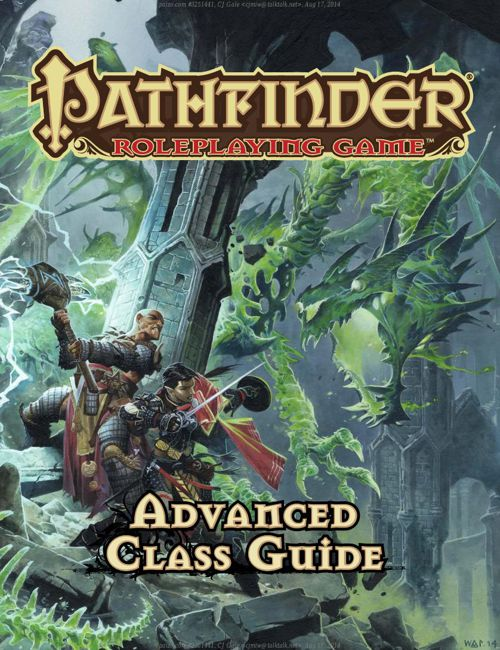 Pathfinder - Advance Class Guide