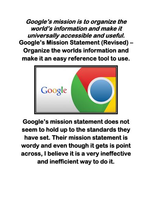 Mission Statement Martinez Valdez