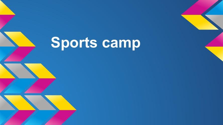 Sports Camp Week