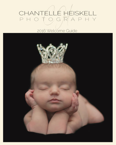 Chantelle Heiskell Photography Welcome Guide 2016