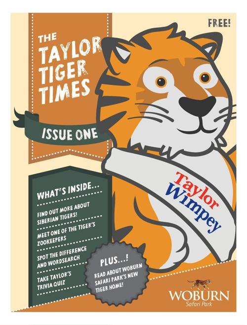 Taylor Tiger TImes LR